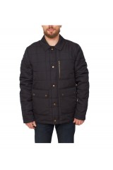Dr Denim Edward Quilt Jacket