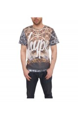 HYPE GEOGRAPHIC T-SHIRT