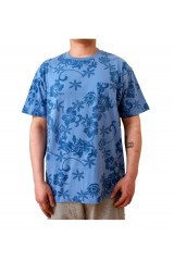 MHI Pocket Dragon Print T Shirt