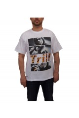 "Phinom ""A$AP Thrill"" Mens White T Shirt"