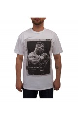 "Phinom ""Tyson Plan"" Mens White T Shirt"