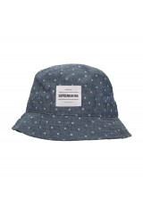 Supremebeing Hat Chambray