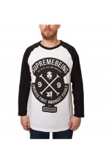 Supremebeing Pitch Raglan T Shirt