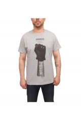 Supremebeing Fist Of Fury T Shirt Heather