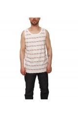 WeSC Bird Stripe Tank Top