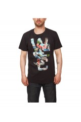 WeSC World Tour Overlay S/S T Shirt